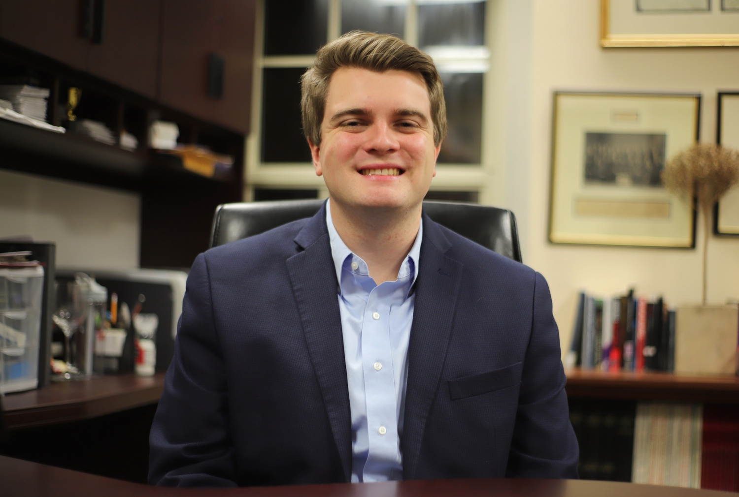Aidan F. Ryan '21 has been named the President of the 147th Guard of The Harvard Crimson.