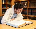 Amitai Abouzaglo Reading