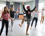 Awnit Singh Marta Dancing