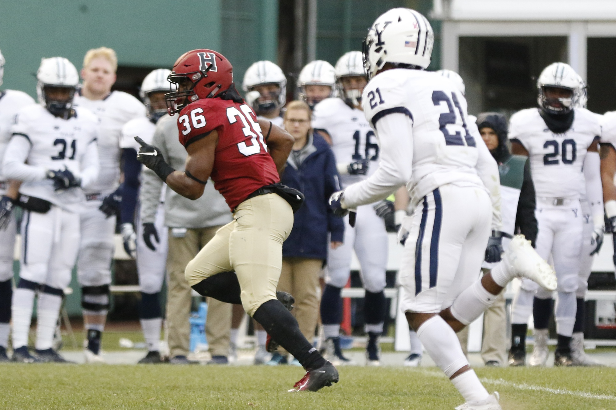 Harvard can finish no better than fourth to conclude the season.
