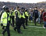 Police at Harvard-Yale