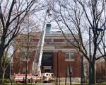 Emerson Hall Fire