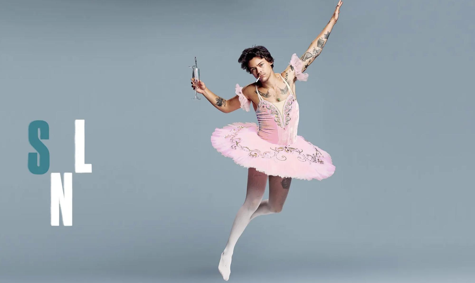 harry styles ballerina