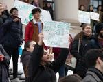Ethnic Studies Protestor