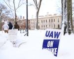 UAW Sign