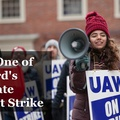 Week 1 of Harvard's Grad Student Strike