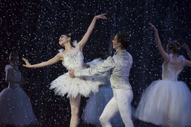 """Dress Rehearsal for the Boston Ballet's """"The Nutcracker"""""""
