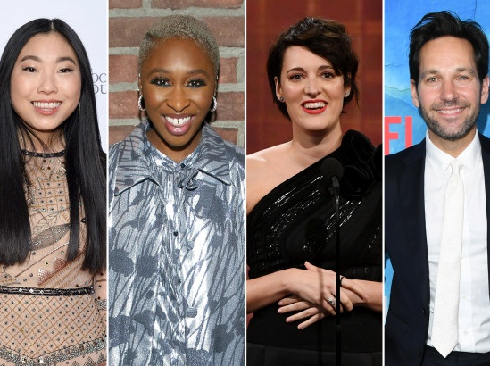 First Time Golden Globe Nominees