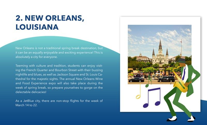 JetBlue New Orleans