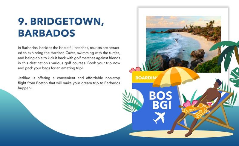 JetBlue Barbados