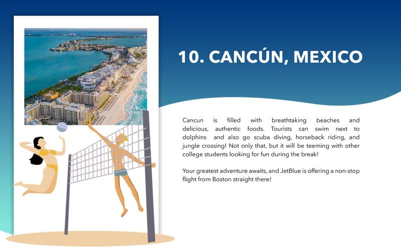 JetBlue Cancun