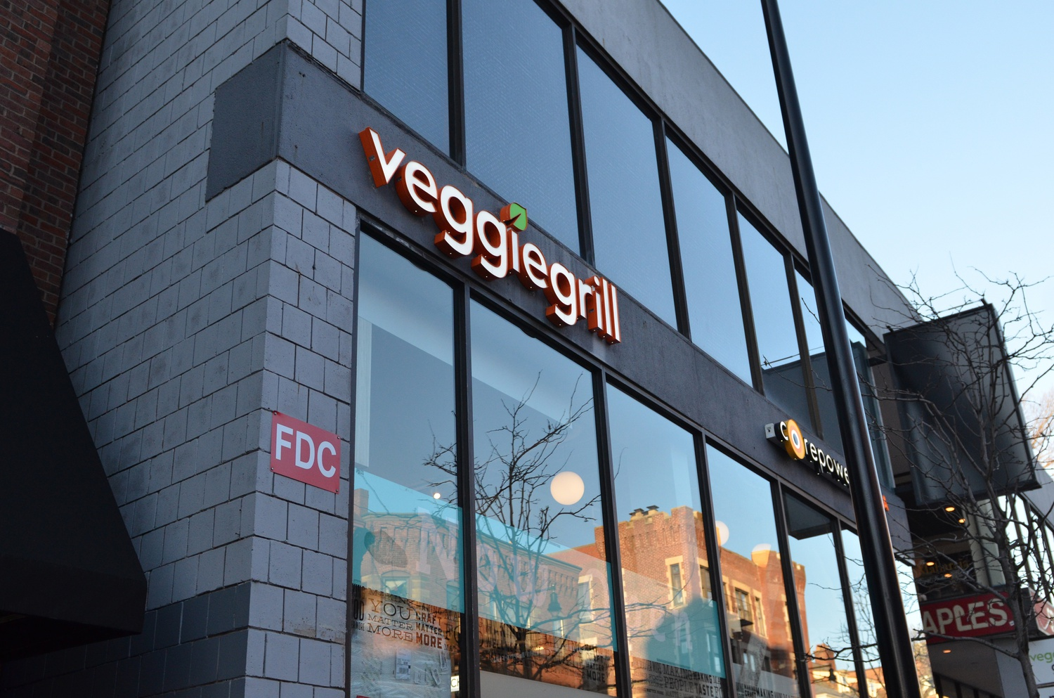 Veggie Grill is a vegetarian restaurant chain based in California, which seeks to bring a new take on comfort food to Harvard Square.