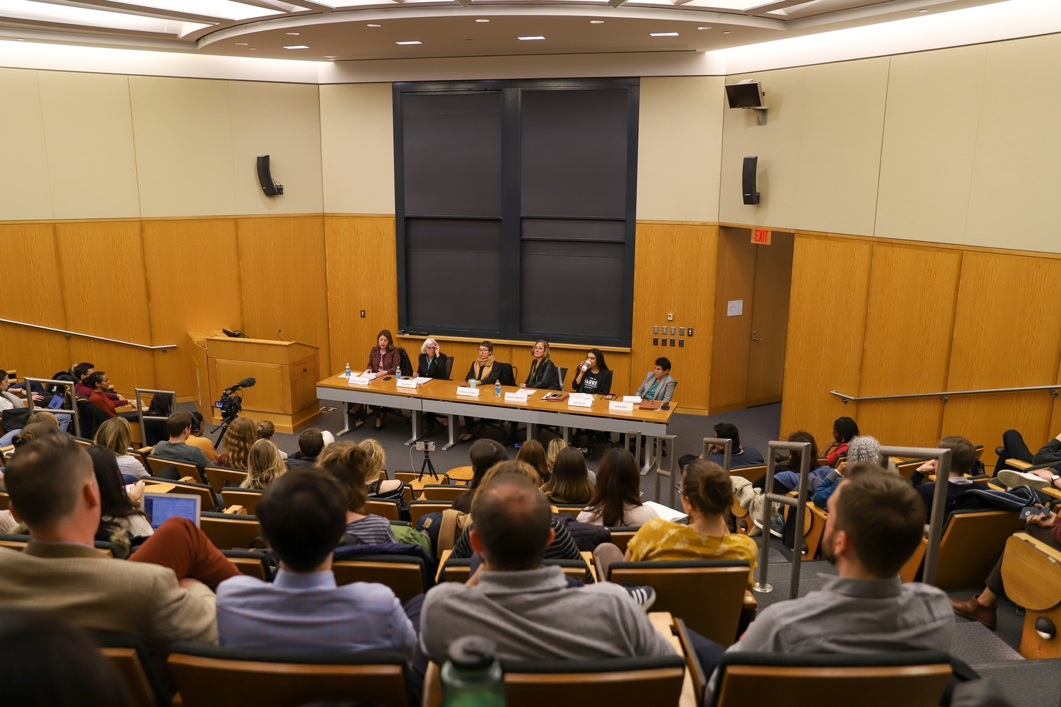 "The Government Graduate Student Association Working Group hosted a panel called ""Making #MeToo Count: Achieving Institutional Change at Harvard"" on Monday."