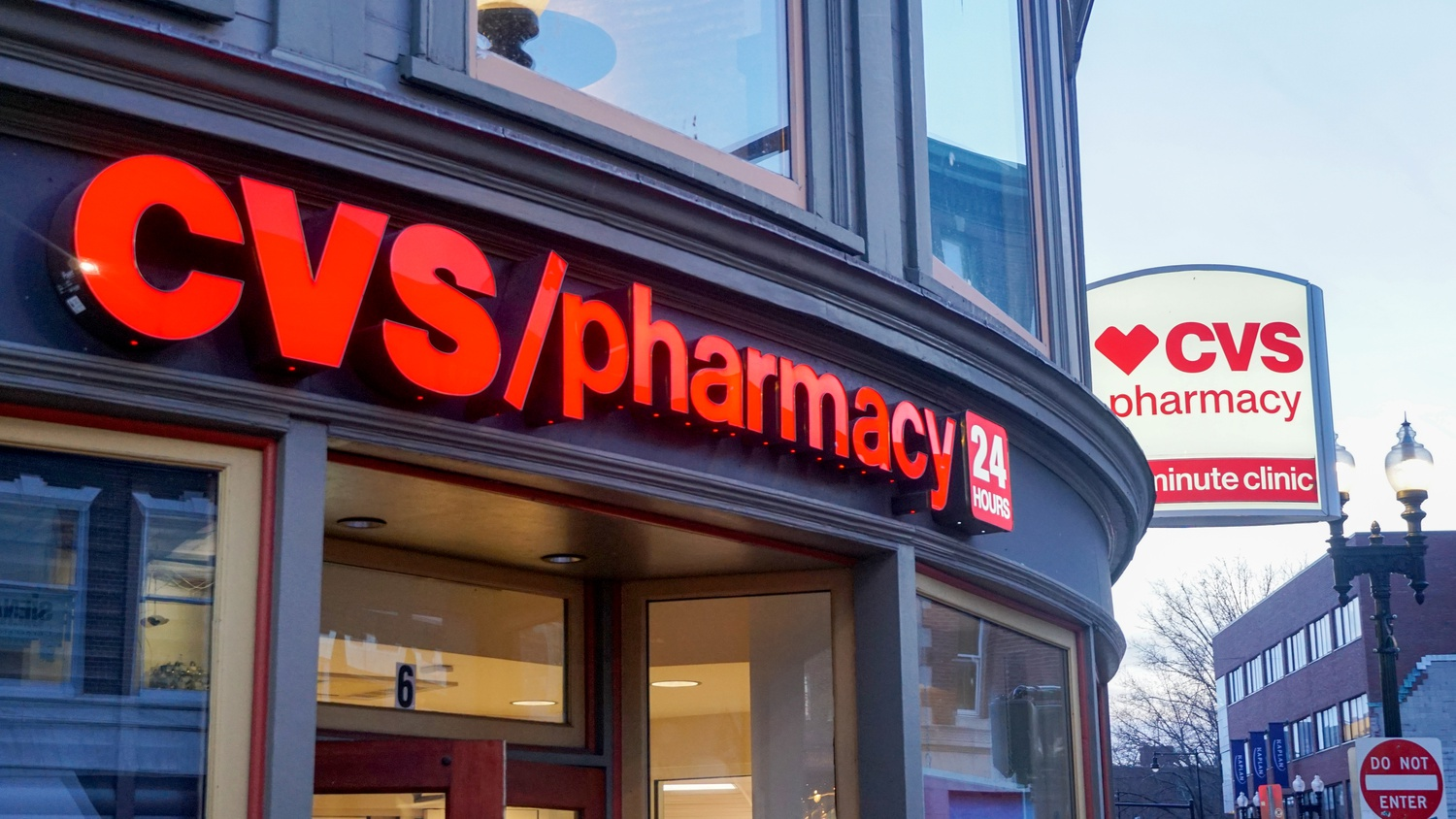 Undergraduates often fill their prescriptions at the CVS in Harvard Square.