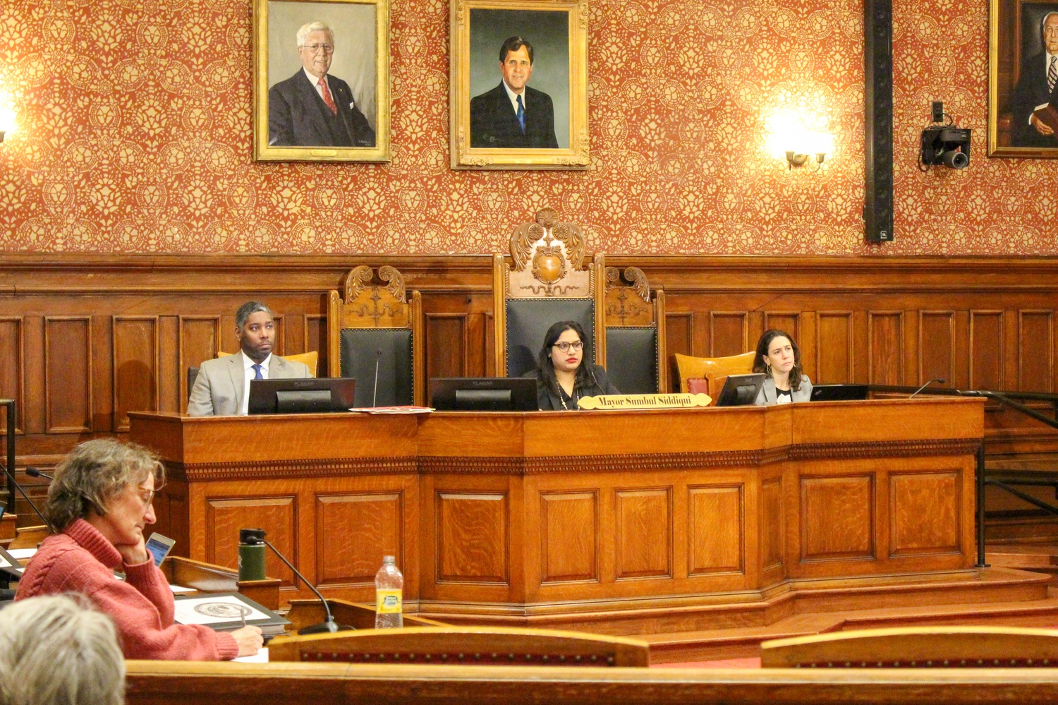 At the weekly scheduled meeting of the Cambridge City Council, which met on Monday evening in the Sullivan Chamber, Cambridge residents spoke about the 2019 Citizenship Amendment Act of India.