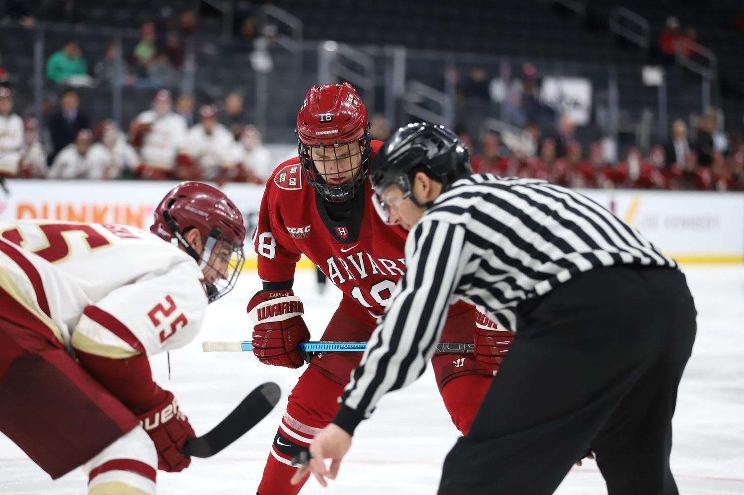 While the consolation game is not ideal for either squad, the crosstown rivals who battled on Monday night had plenty to play for, including the Pairwise rankings.