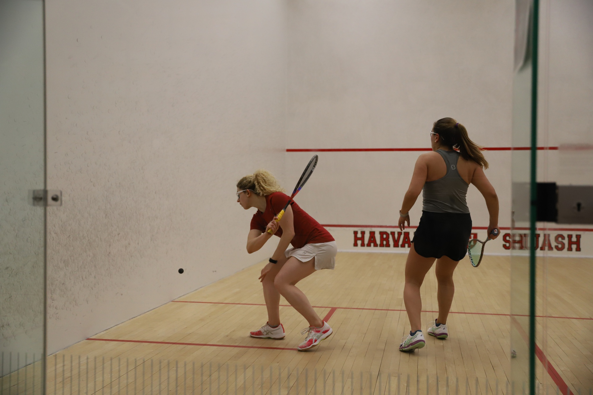 Friday's win against No. 13 Brown (pictured above) and Sunday's triumph versus No. 4 Yale would mark the Crimson's 12th and 13th victories against ranked opponents, helping Harvard to its perfect 13-0 record. Feb. 15 will break the ranked opponent streak for the Crimson as the team squares off with an unranked foe for the first time this season against the Big Red of Cornell.