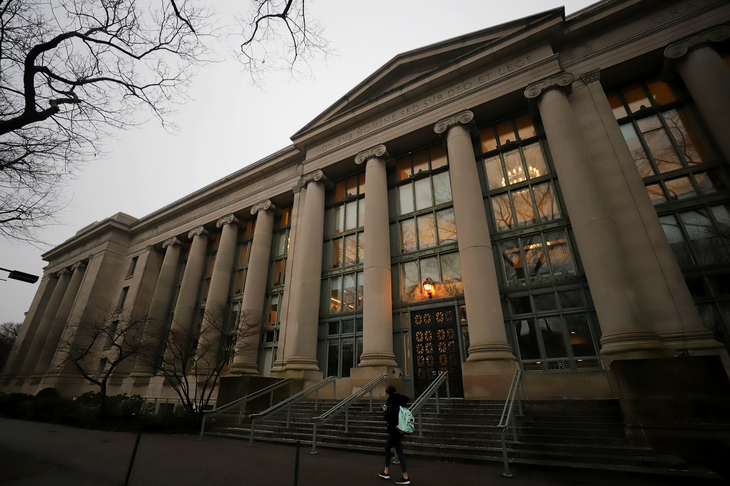 Students at the Law School are frusturated with the school's strict policy prohibiting the recording of online classes unless in extreme circumstances.