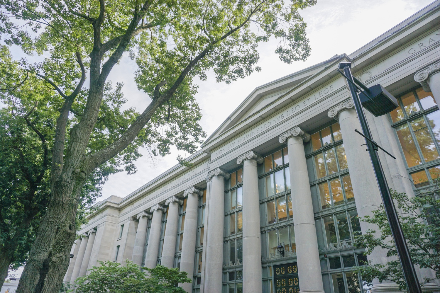Harvard Law School Professor Adrian C. Vermeule '90 sparked outrage online after posting a tweet on Thursday comparing attendees of the Summit on Principle Conservatism to concentration camp detainees.