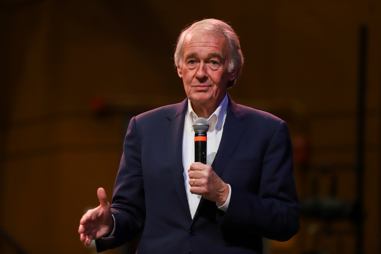 Senator Edward J. Markey (D-Mass.) was recently endorsed by Cambridge City Councilors in his re-election campaign for U.S. Senate.
