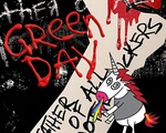 "The album cover for Green Day's album, ""Father of All Motherf**ckers"""