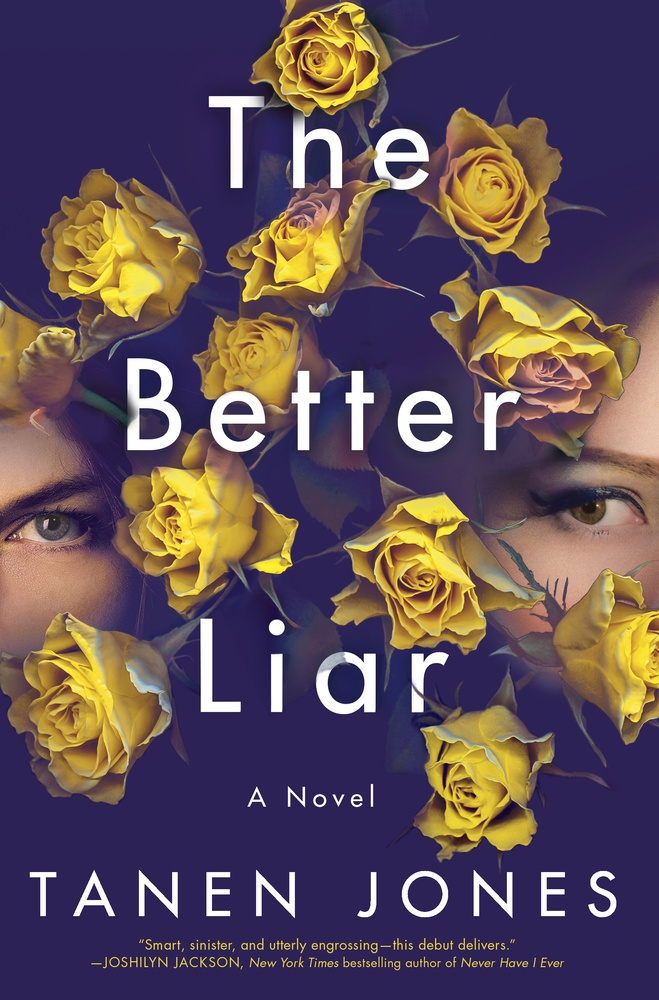 "Cover art for ""The Better Liar."""