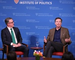 James Comey at the IOP