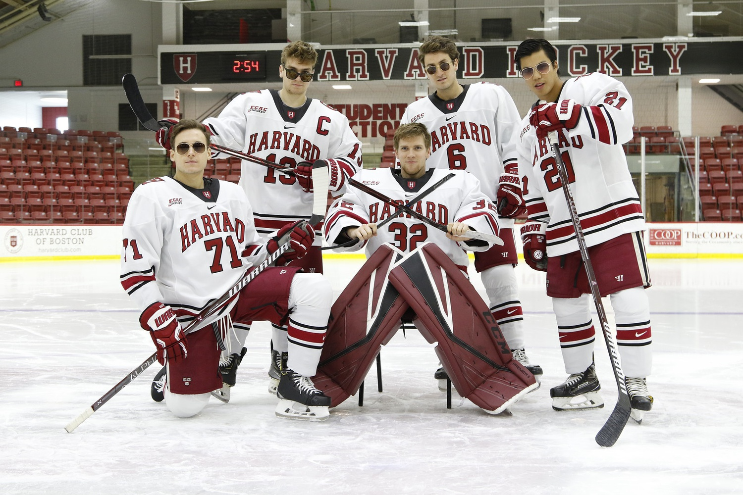 The class of 2020 will celebrate its senior night on Saturday. A class that entered as eight strong now has five players remaining.