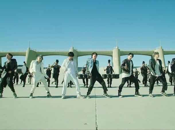 BTS 'ON' Still