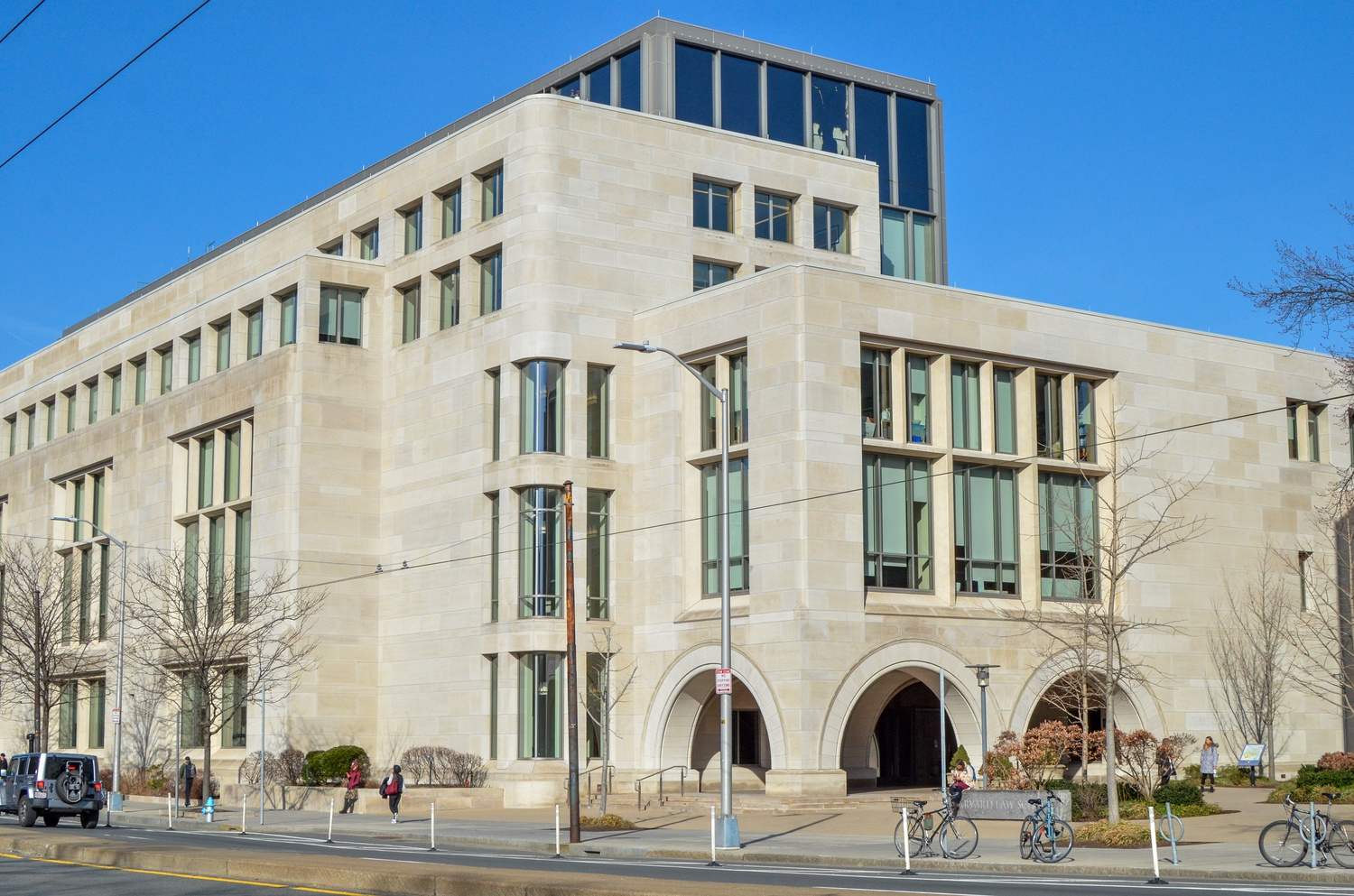 Harvard Law School designed a legal clinic to support the rights of clients in practicing their religion.