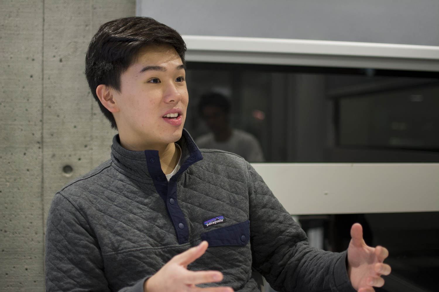 Joshua Y. Chiang '22 is a sophomore in Eliot House. Since he started posting on TikTok, he has garnered more than 86 thousand followers.