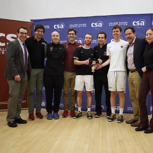 Squash Tournament 1