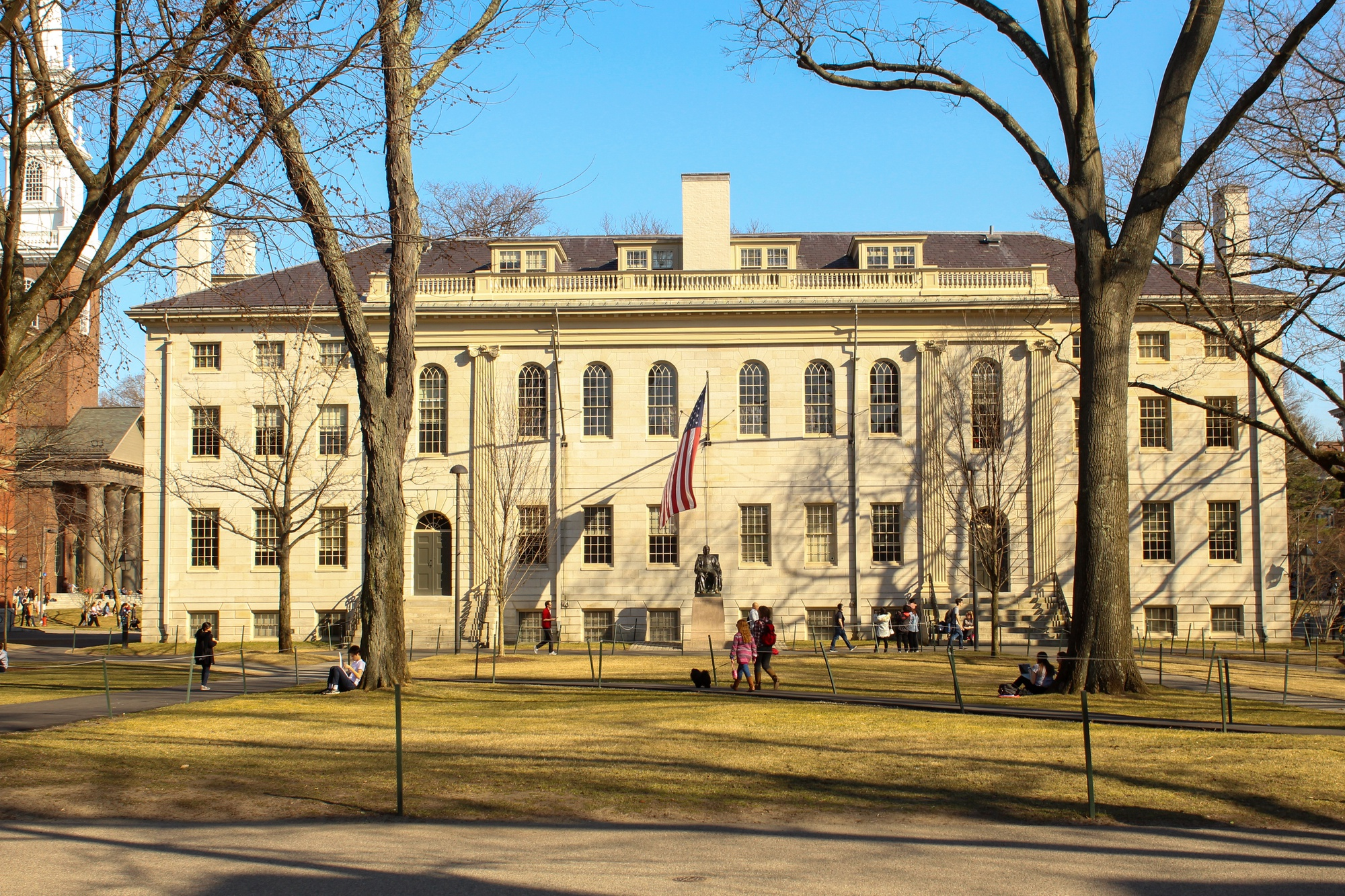 'A Grade You Could Be Proud Of': Claybaugh Outlines Committee Debates Over Grading Policy | News | The Harvard Crimson