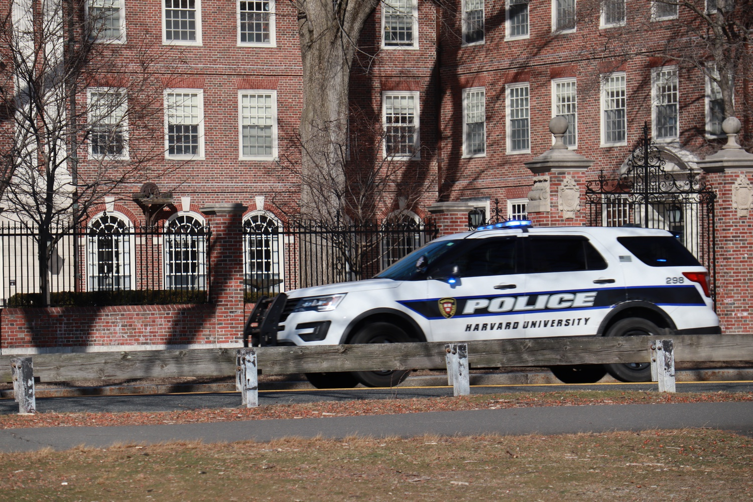 The Harvard University Police Association union reported doubts about an ongoing review about the department.