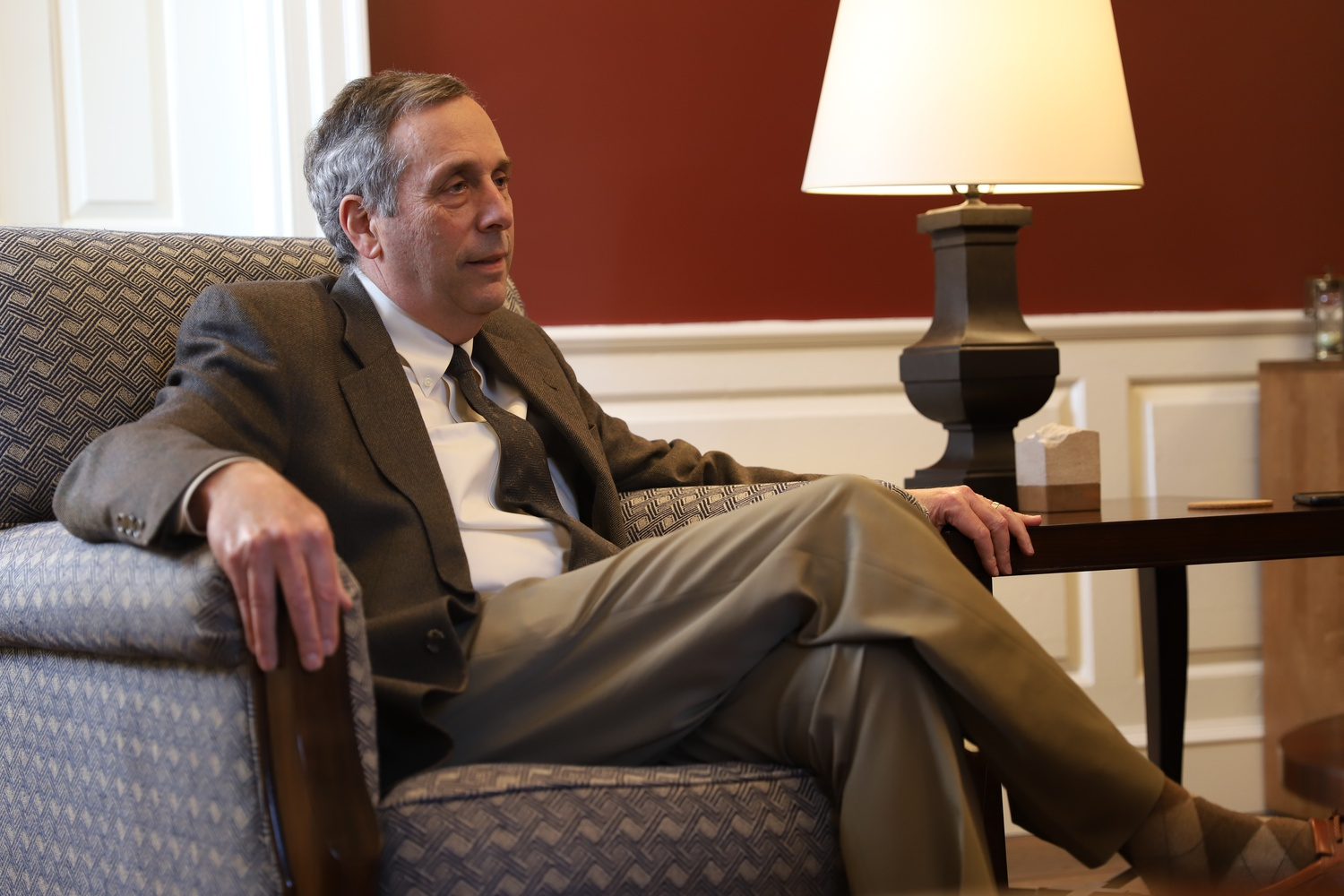 Harvard University President Lawrence S. Bacow has tested positive for COVID-19, he announced in an email to Harvard affiliates Tuesday.