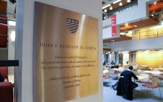 IOP JFK Jr. Forum