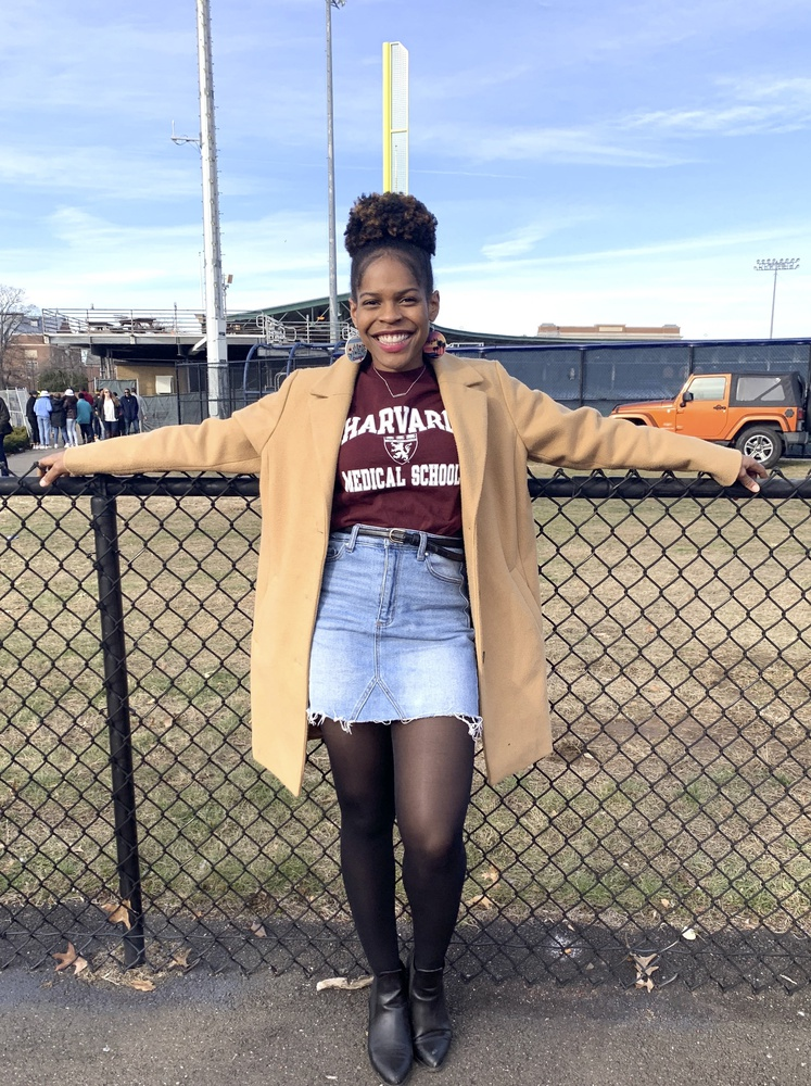LaShyra Nolen is a first-year student at Harvard Medical School. She is passionate about the concerns of underserved and marginalized communities.