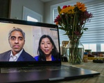 Dr. Vivek Murthy and Dr. Alice Chen