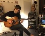 "Ben Gibbard ""Live From Home"" Still"