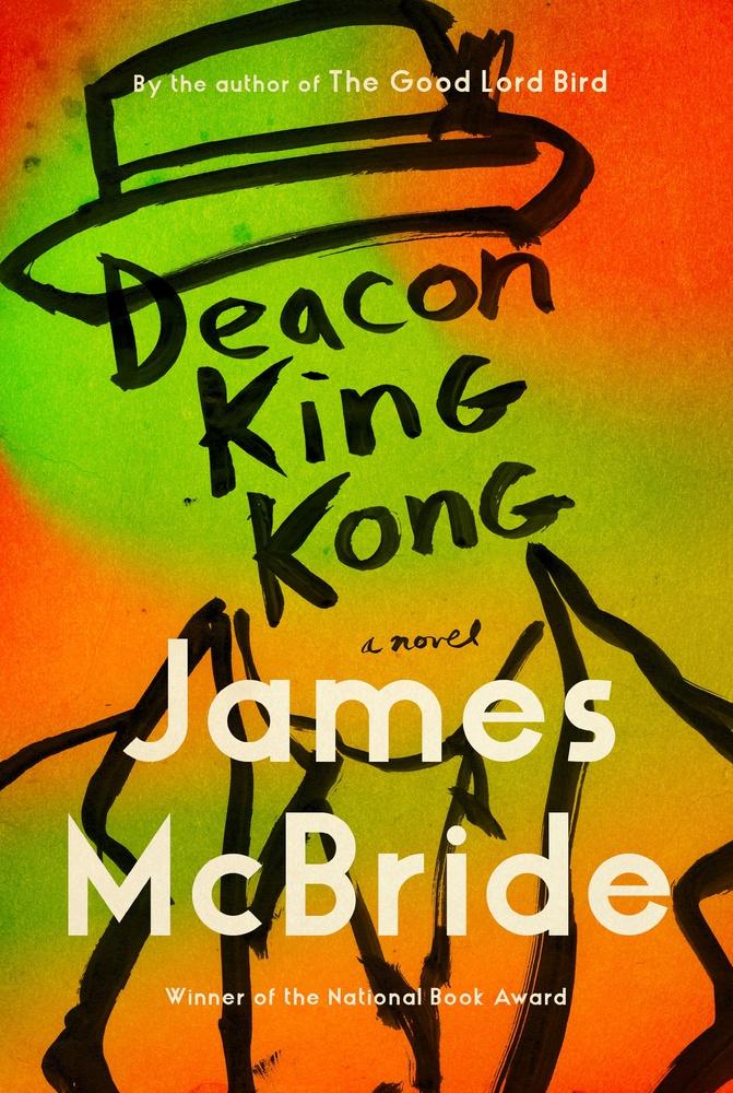 "Cover art of ""Deacon King Kong."""