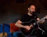 Still from Dave Matthews' Mar. 26 live stream