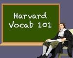 Harvard vocab 101