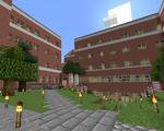 Minecraft Pfoho Entrance