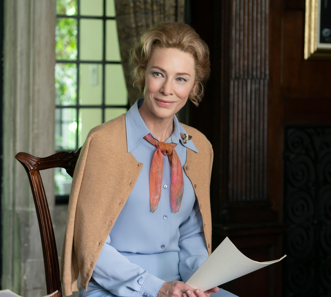 Phyllis Schlafly (Cate Blanchett) in episode one of 'Mrs. America.'