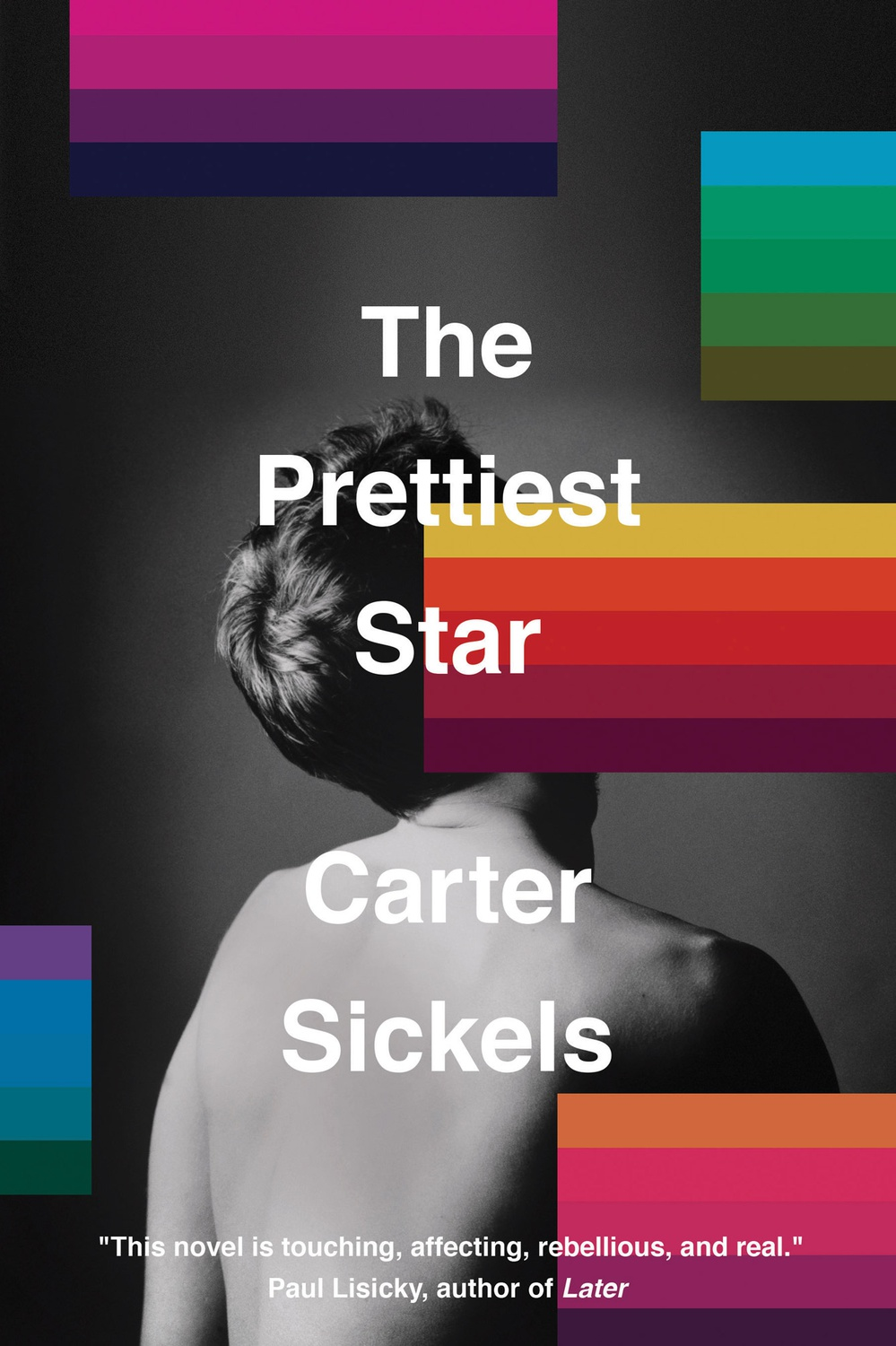 "Cover art for ""The Prettiest Star."""
