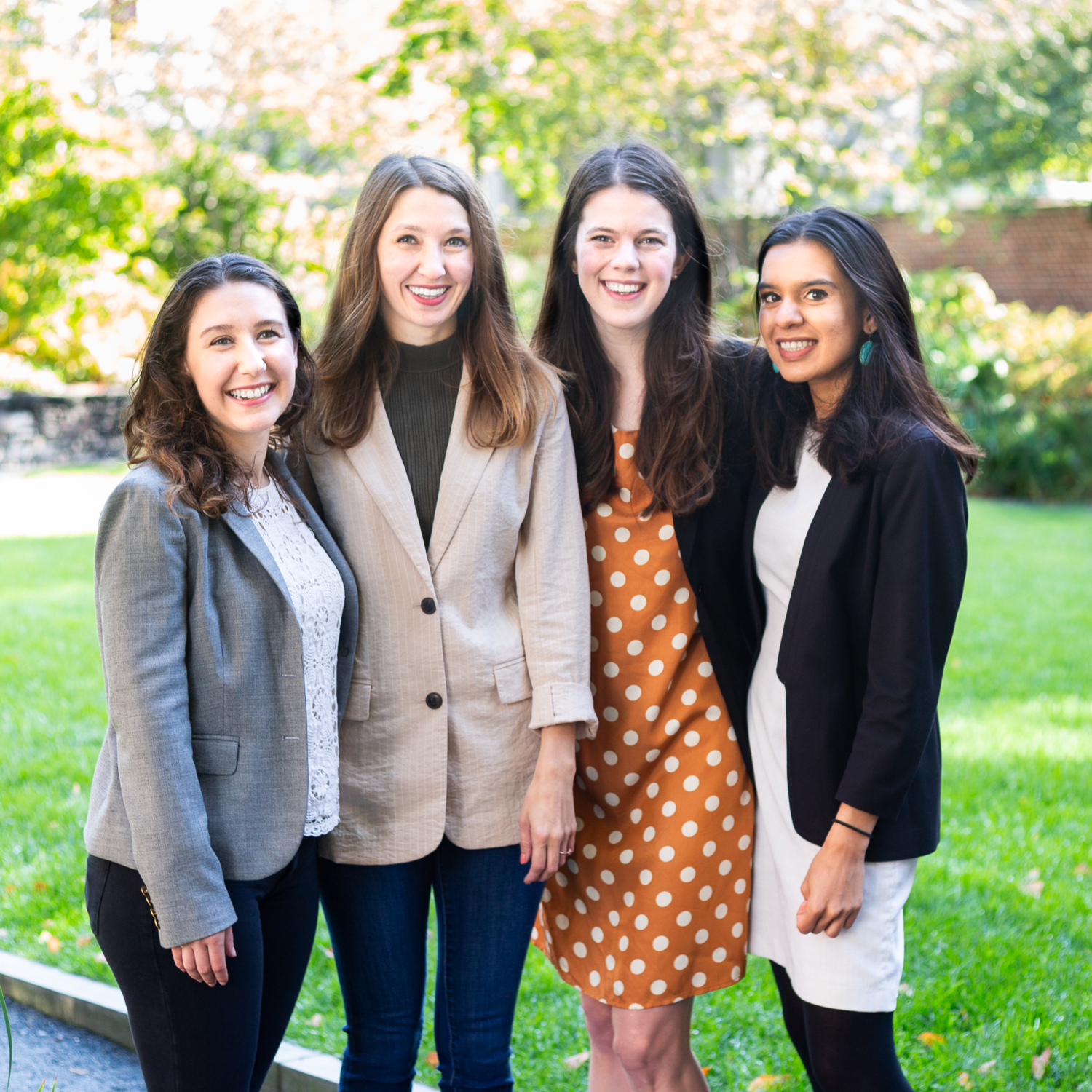 "The People's Parity Project, founded by Emma R. Janger, Molly M. E. Coleman, Alexandra ""Vail"" Kohnert-Yount, and Sejal Singh, is a student organization that aims to end harassment and discrimination in the justice system."