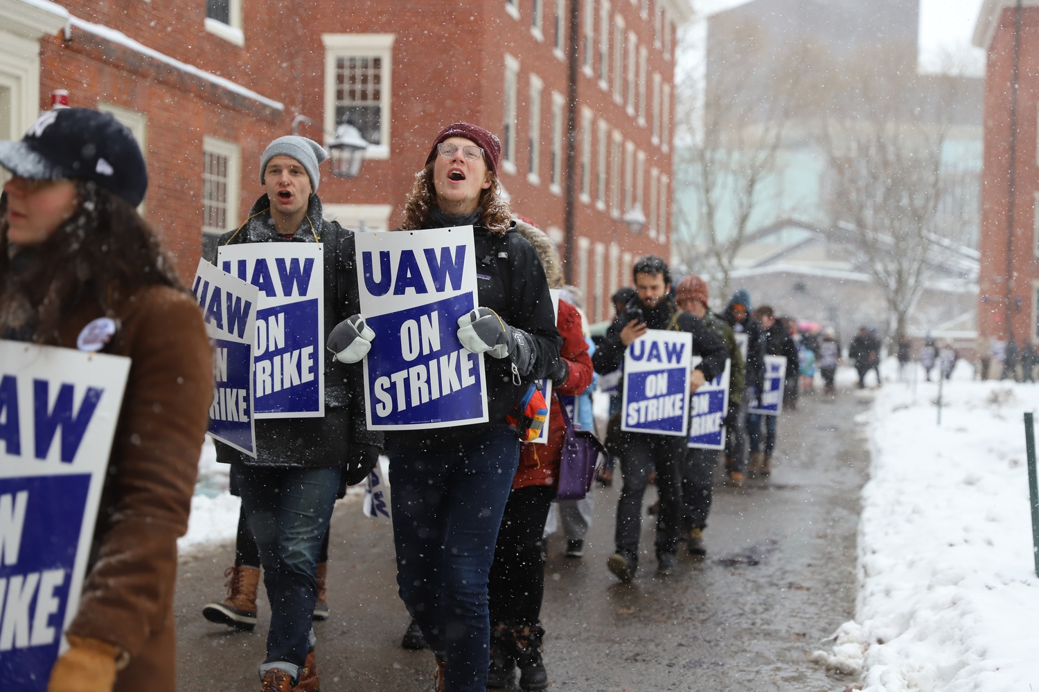 Harvard's graduate student union went on strike in December 2019 after months of negotiations with the University.