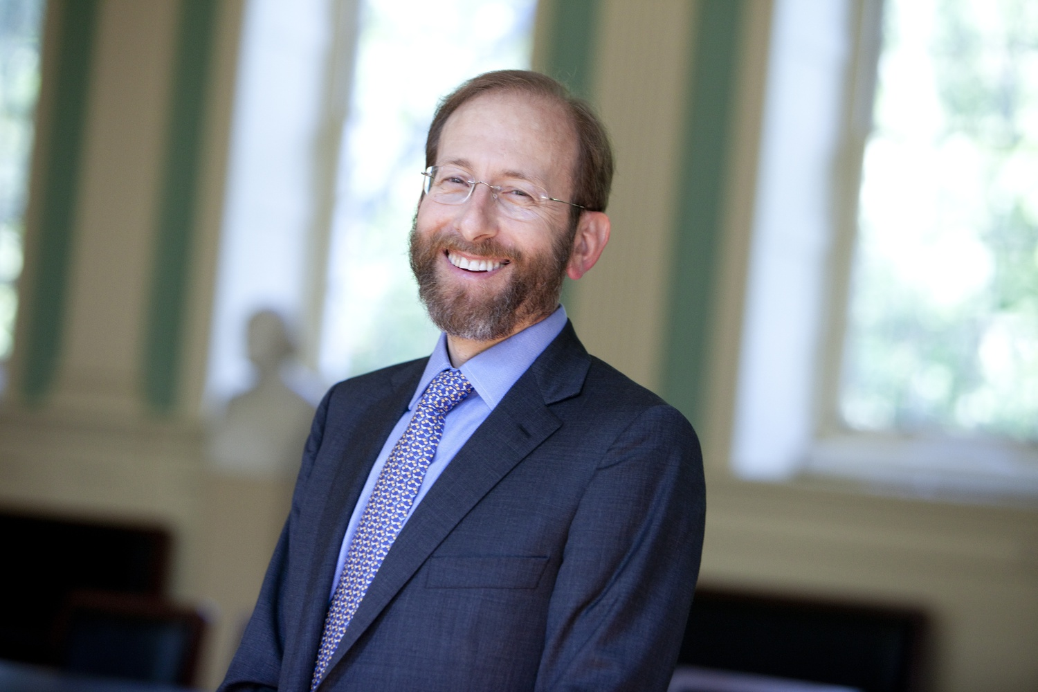 In 2011, Alan M. Garber '76 was selected to succeed Steven E. Hyman as University Provost, leaving his position as a Stanford professor of medicine and economics to work in Cambridge.