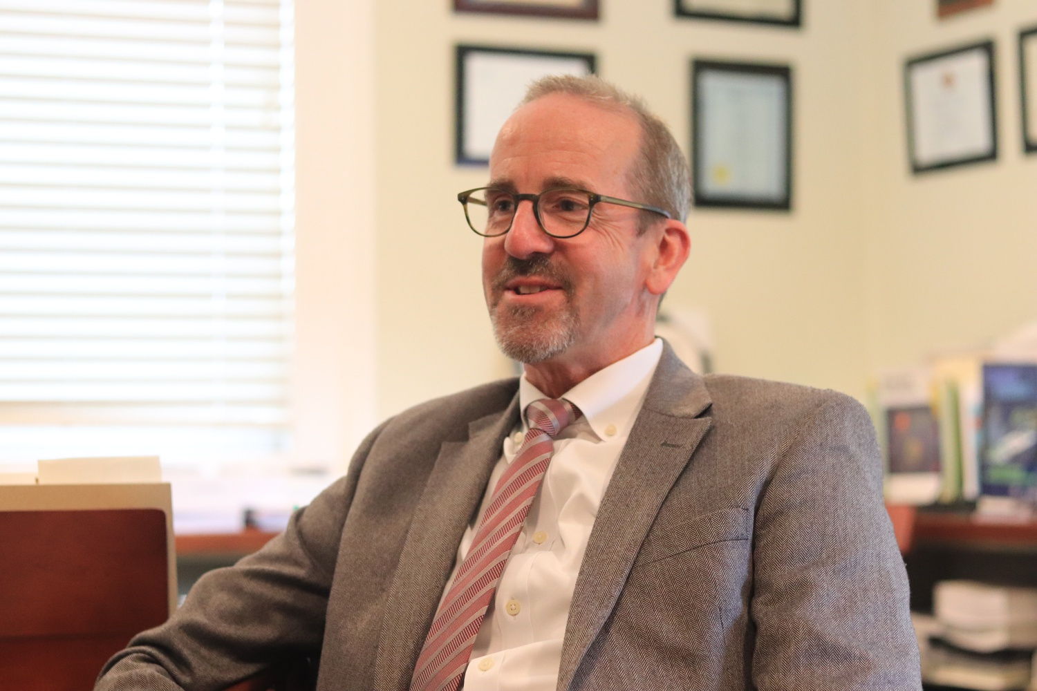 School of Engineering and Applied Sciences Dean Francis J. Doyle III said in a Thursday interview that the school has made great progress in implementing its diversity plan.