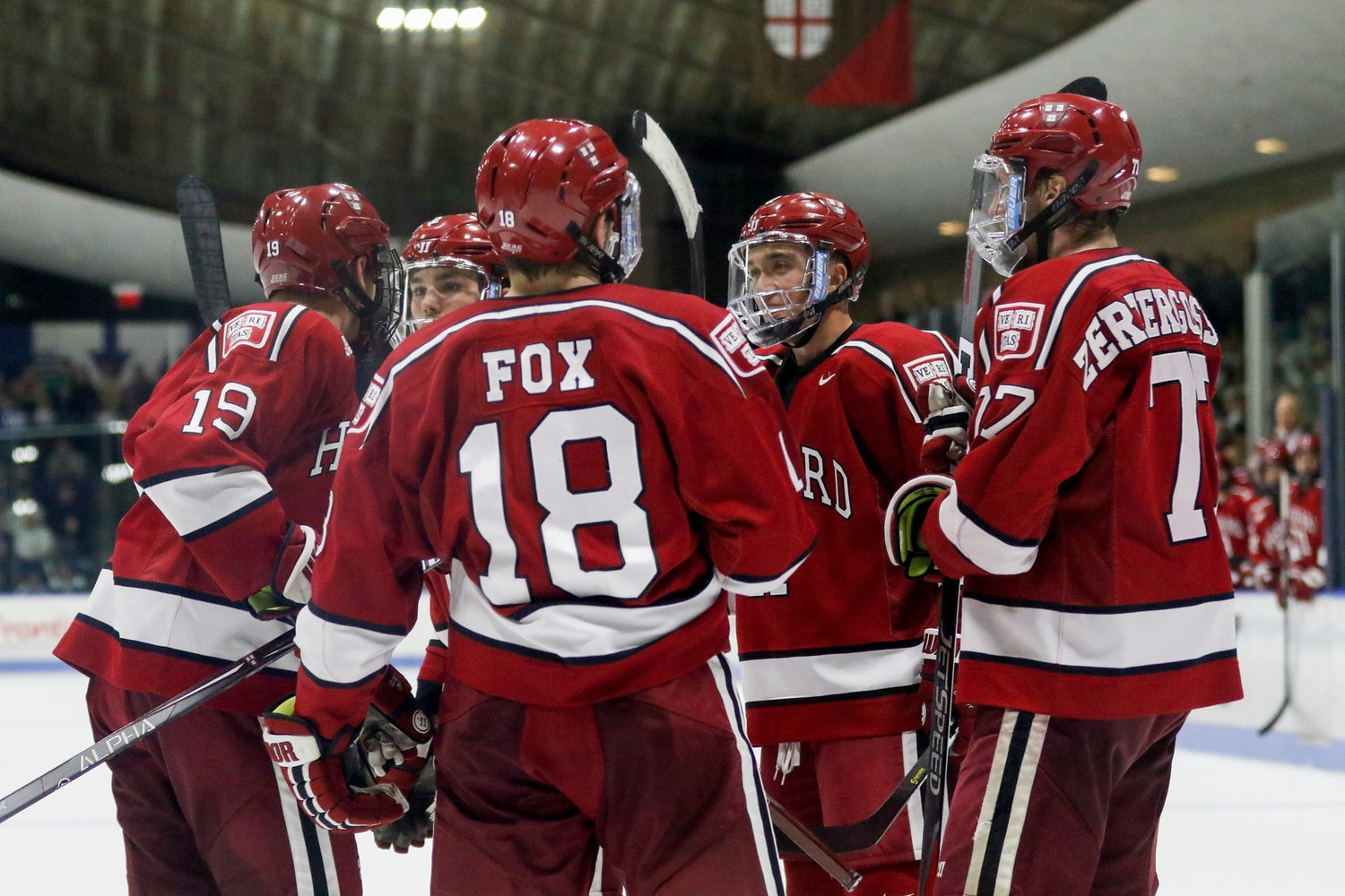 Entering the campaign, the Crimson faced questions about its roster due to both graduation and early NHL departures.